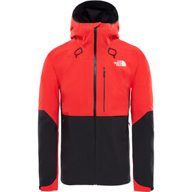 The North Face Apex Flex GTX 2.0 Jacket Herr high risk red/tnf black
